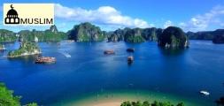 4D 3N Muslim Hanoi - Halong Bay Tour (2 to go)