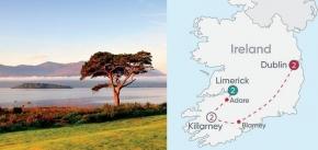 IRELAND EXPLORER 2019 (7 Days Limerick to Dublin)