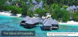 4D3N Romance in Maldives (2019) - Bandos Island Resort & Spa Maldives (4*)
