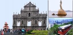 5D 4N Hong Kong - Macau - Zhuhai Tour (Via HZMB)