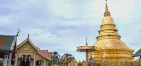 5D Chiangmai / Chiangrai  + Old City Lamphun+ Mix Hill Tribe (GP4N) from Nov
