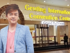 3D2N Genting Concert (featuring Weng Li You) 17 Sep'19