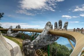 5D4N Hoian - Hue - Danang - Bana Hills (Golden Bridge)