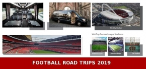 FOOTBALL ROAD TRIPS: Manchester United vs Liverpool - 17-22 Oct 2019