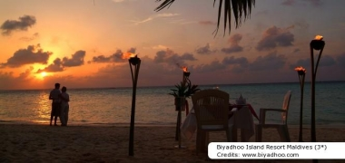 4D3N Romance in Maldives (2019) - Biyadhoo Island Resort Maldives