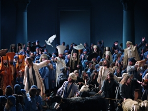 9D8N The Passion Play Oberammergau 2020