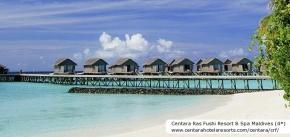 4D3N Romance in Maldives (2019) - Centara Ras Fushi Resort & Spa Maldives (5*)
