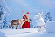 Christmas in Santa Claus Hometown – 5 Days in Rovaniemi Arctic Circle (December)