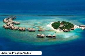 4D3N Romance in Maldives (2019) - Adaaran Prestige Vadoo Maldives (5*)