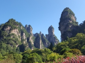 8/10D Zhangjiajie/Phoenix Ancient Town/3 Gorges