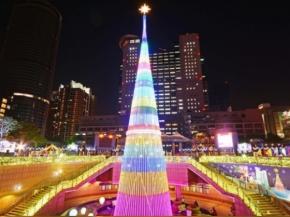 7D5N Romantic Christmas in Taiwan