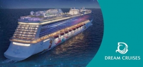 Dream Cruises - Genting Dream - 5 Nights Cruise - Winter 2019 Sailings