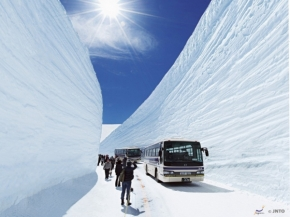 6D5N Japan Alpine Route Affordable Tour