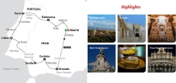 THE BEST OF SPAIN & PORTUGAL - 13 Days Madrid to Madrid