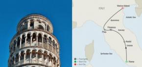 ITALIAN ESCAPE (7 DAYS FROM ROME to VENICE)