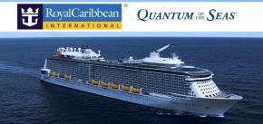 Royal Caribbean Cruises - Quantum of the Seas 5N Cruise - 2020 Sailings <04-31 Dec 2019 Promo>
