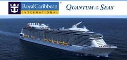 Royal Caribbean Cruises - Quantum of the Seas 4N Cruise - 2020 Sailings <04-31 Dec 2019 Promo>