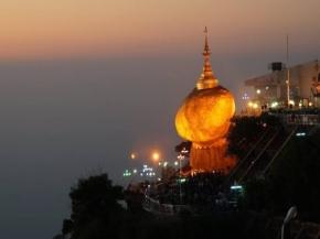 4D3N Yangon Golden Rock Trip