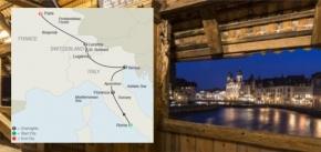 EUROPEAN ESCAPE (9 DAYS from ROME to PARIS)