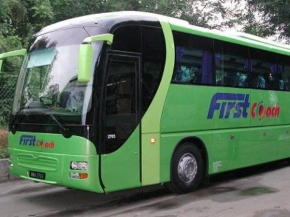 First Coach: Daily Coach Services to Malaysia