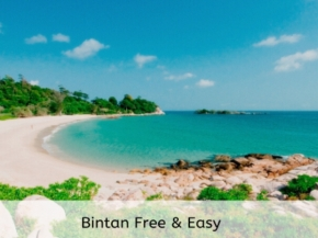 2D1N BINTAN FREE & EASY / BEST TOUR 2020
