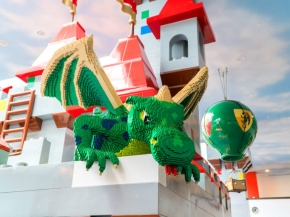 2D1N Legoland Hotel Malaysia (1D Legoland TP & Sealife Combo +WP)