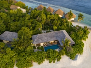 5D4N The Residence Dhigurah Maldives Package
