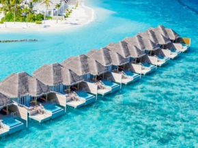5D4N Sun Aqua Iru Veli Maldives Package