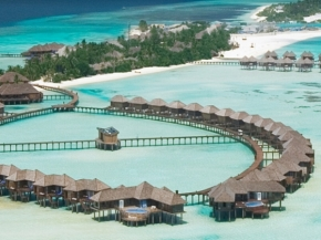 5D4N Olhuveli Maldives Package