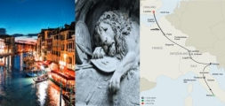 EUROPEAN ESCAPE WITH LONDON (10 DAYS from ROME to LONDON)