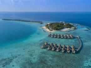 4D3N CENTARA RAS FUSHI, MALDIVES BY SQ