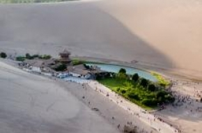 10D9N GANSU ANCIENT SILK ROAD BULLET TRAIN EXPERIENCE