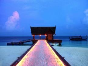 5D4N CONSTANCE MOOFUSHI, MALDIVES BY SQ