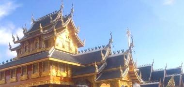 4D Chiangmai / Chiangrai  + Old City Lamphun+ Mix Hill Tribe (GP4N) from Nov