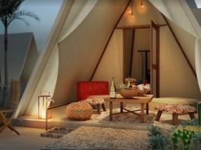 2N Anmon Glamping Bintan Relaxing Getaway