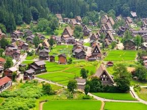 7D5N Japan Alps & Gassho Village Group Tour