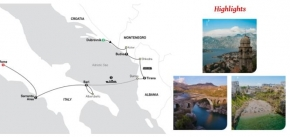 DISCOVER THE EASTERN MED 2020 - 11 days DUBROVNIK to ROME