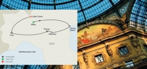 NORTHERN ITALY ESCAPE (8 DAYS FROM MILAN to LAKE COMO)