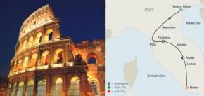 BELLA ITALIA ESCAPE (7 DAYS FROM VENICE to ROME)