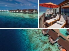 OBLU SANGELI Maldives Group Trip Promo
