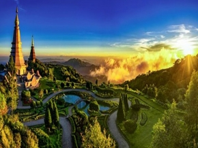 5D4N Beautiful Sunrise Doi Inthanon @ Chiang Mai