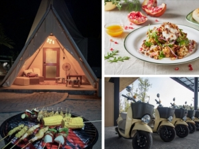 Anmon Glamping Bintan - Good Friday Promo