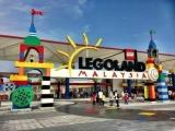 2D LEGOLAND Theme Park & Sealife