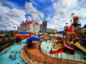 1D Legoland Malaysia Day Tripper