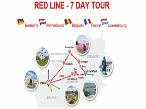RED LINE - 7 DAY TOUR