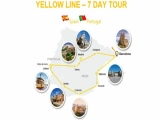 YELLOW LINE - 7 DAY TOUR