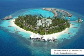 4D3N Romance in Maldives (2020) - Fun Island Resort & Spa Maldives