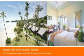 2D1N MAYANG SARI BEACH RESORT BINTAN FREE & EASY / BINTAN BEST TOUR