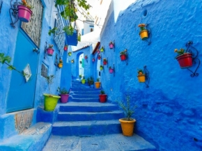 12D9N GREAT MOROCCO + BLUE CITY (APR - OCT)