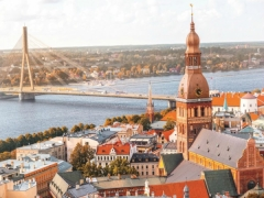 10D7N BALTICS 3 COUNTRIES + WARSAW